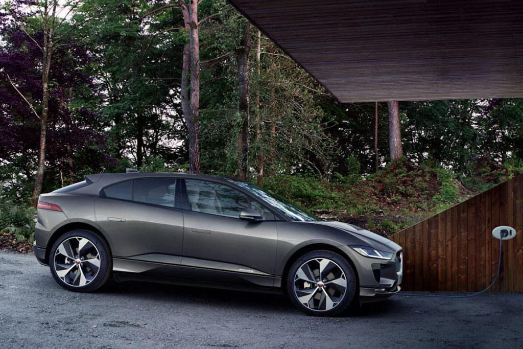 Jaguar I-pace Esterni - SpicyView