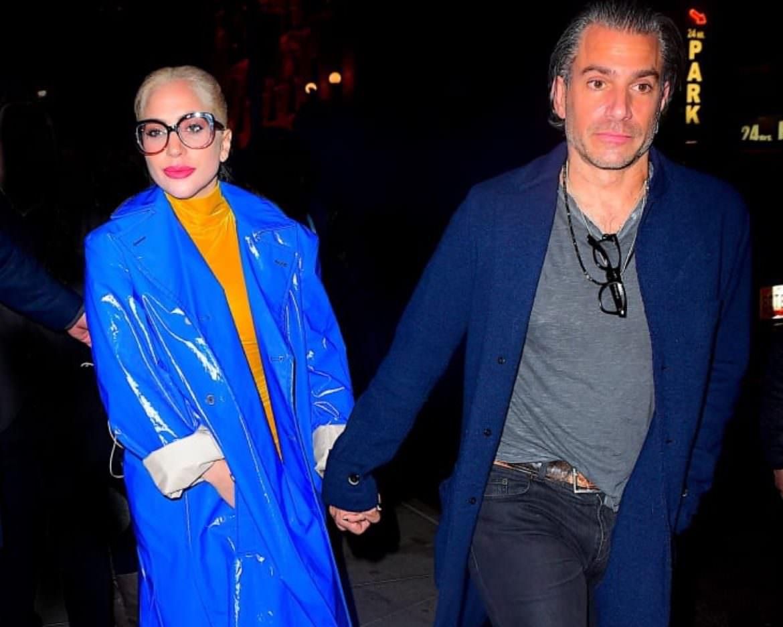 """""""A Love Is Born"""": Lady Gaga sposa l'agente delle star Christian Carino."""