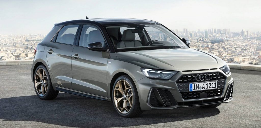 Nuova Audi A1 - SpicyView