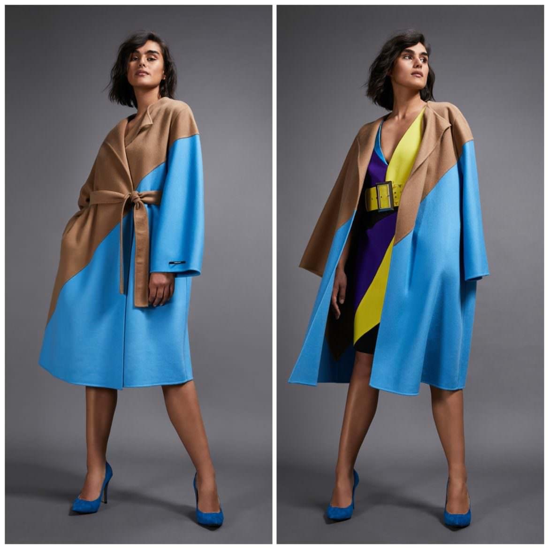 #MRbyFaustoPuglisi : Marina Rinaldi ed il 'Coming Out' di una nuova sensualità