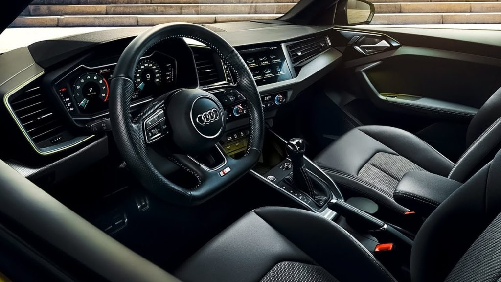 Nuova Audi A1 - SpicyView